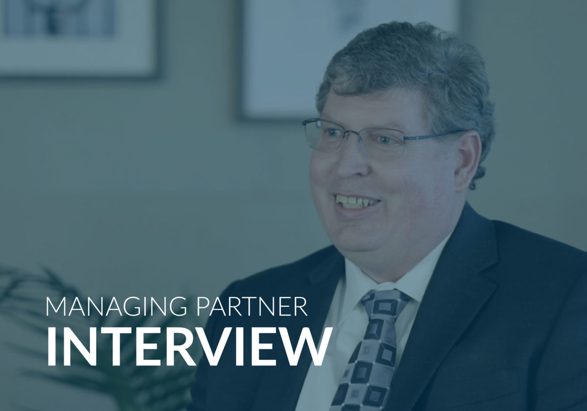 Interview with Jason Armistead, Managing Partner