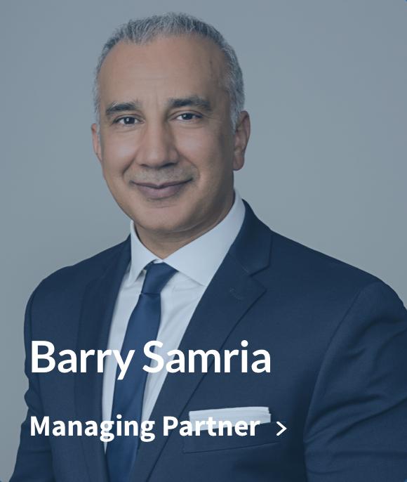 Barry Samria